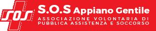SOS Appiano Gentile Logo
